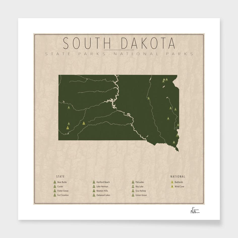 South Dakota Parks