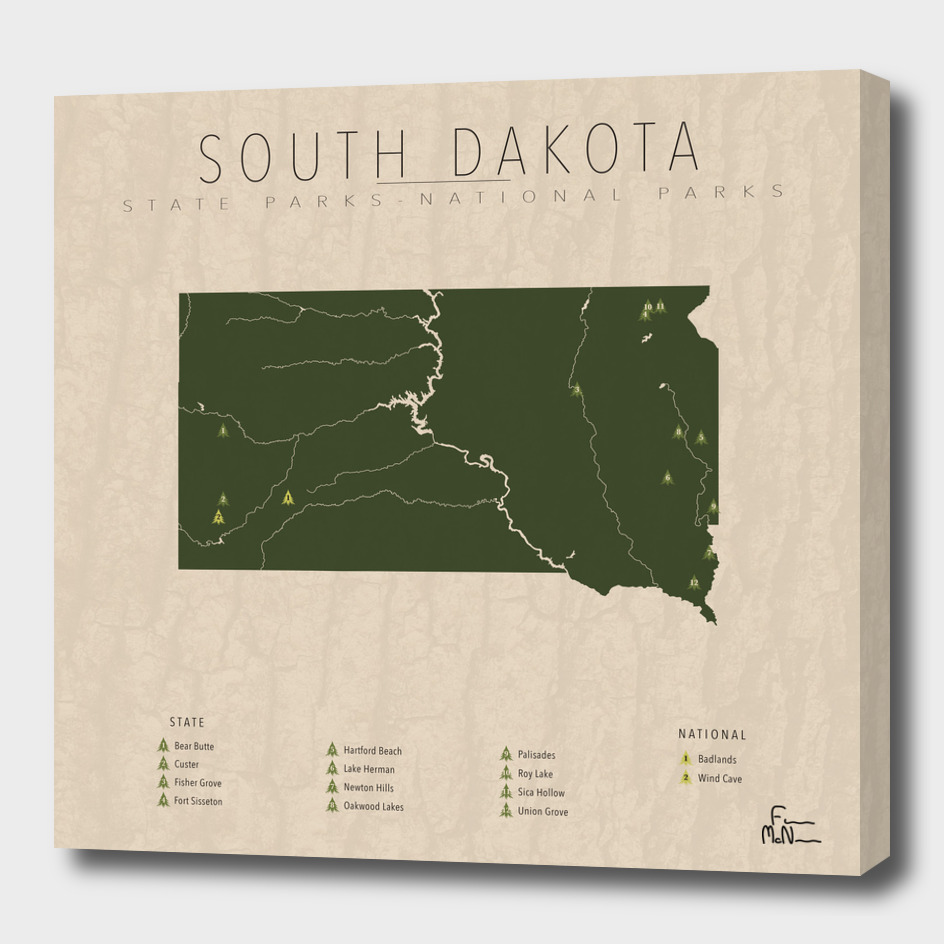 South Dakota Parks