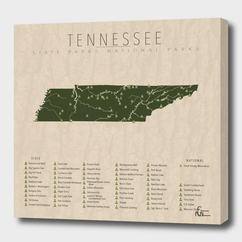 Tennessee Parks