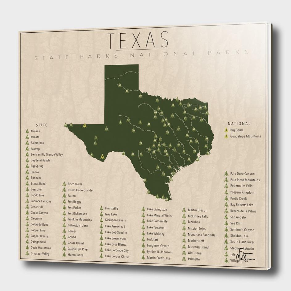 Texas Parks