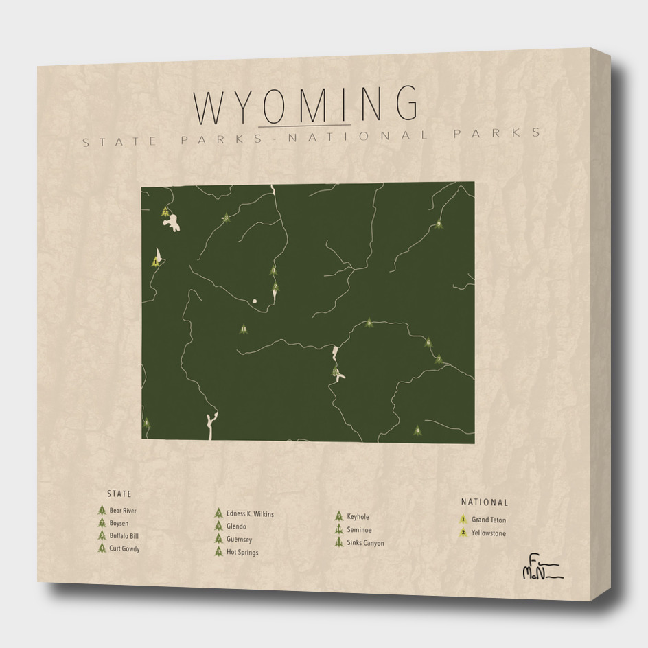 Wyoming Parks