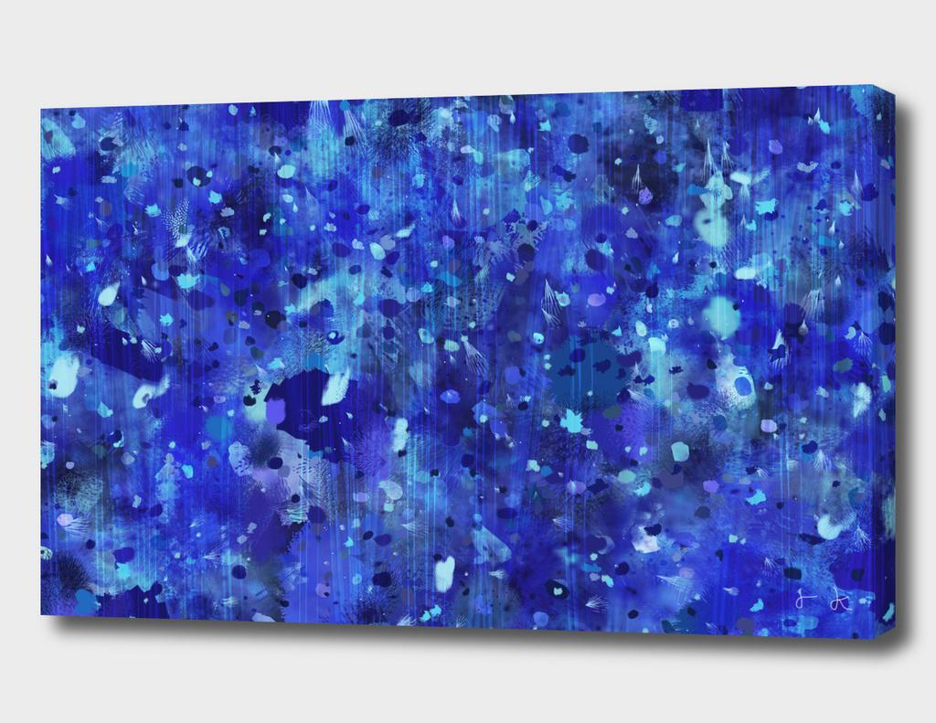 Rainy Blue