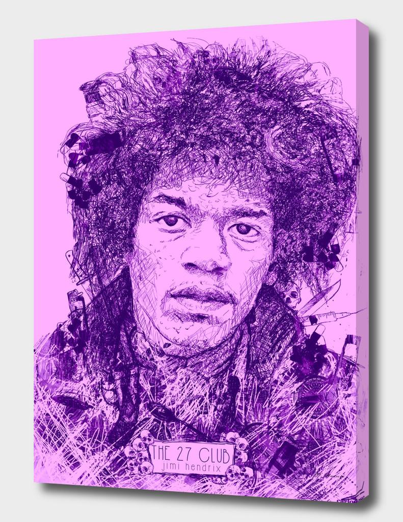 The 27 Club - Hendrix