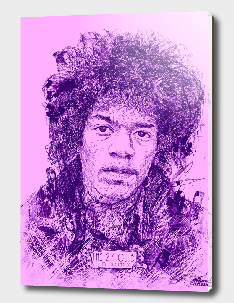 The 27 Club - Hendrix