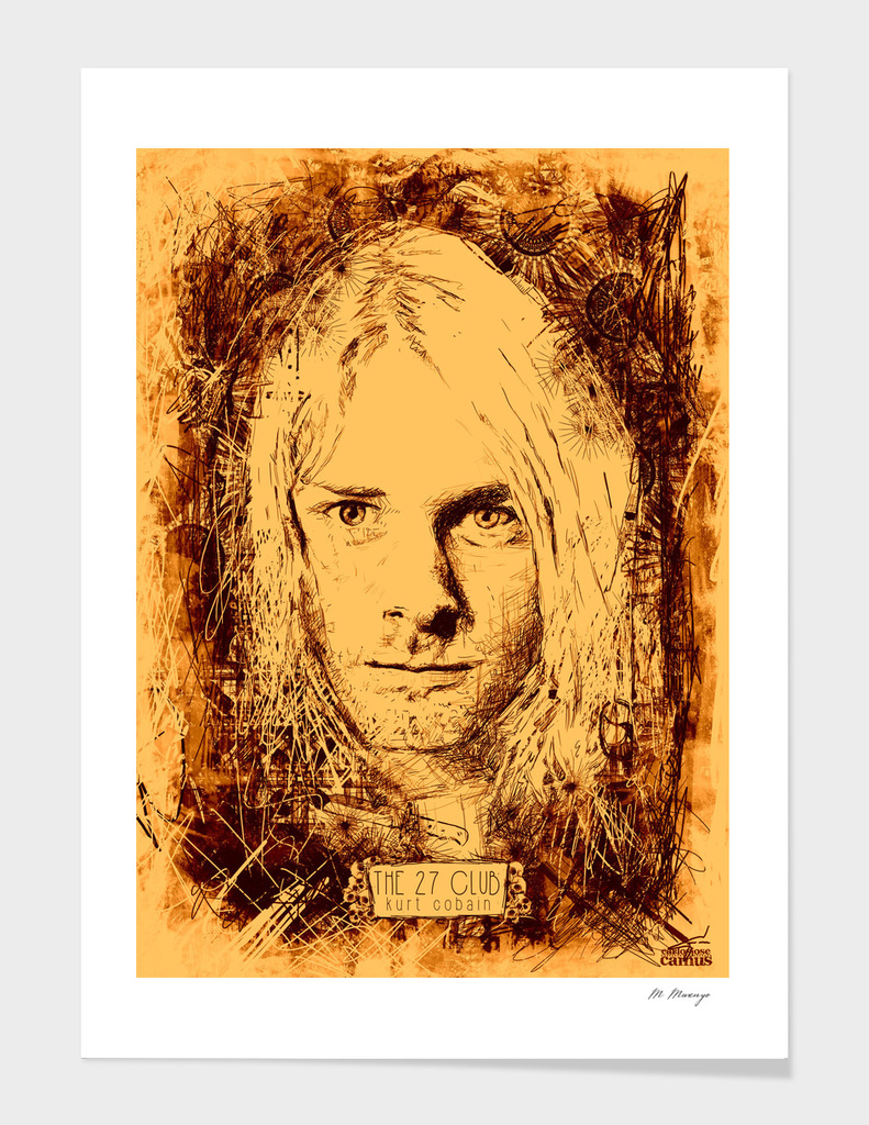 The 27 Club - Cobain