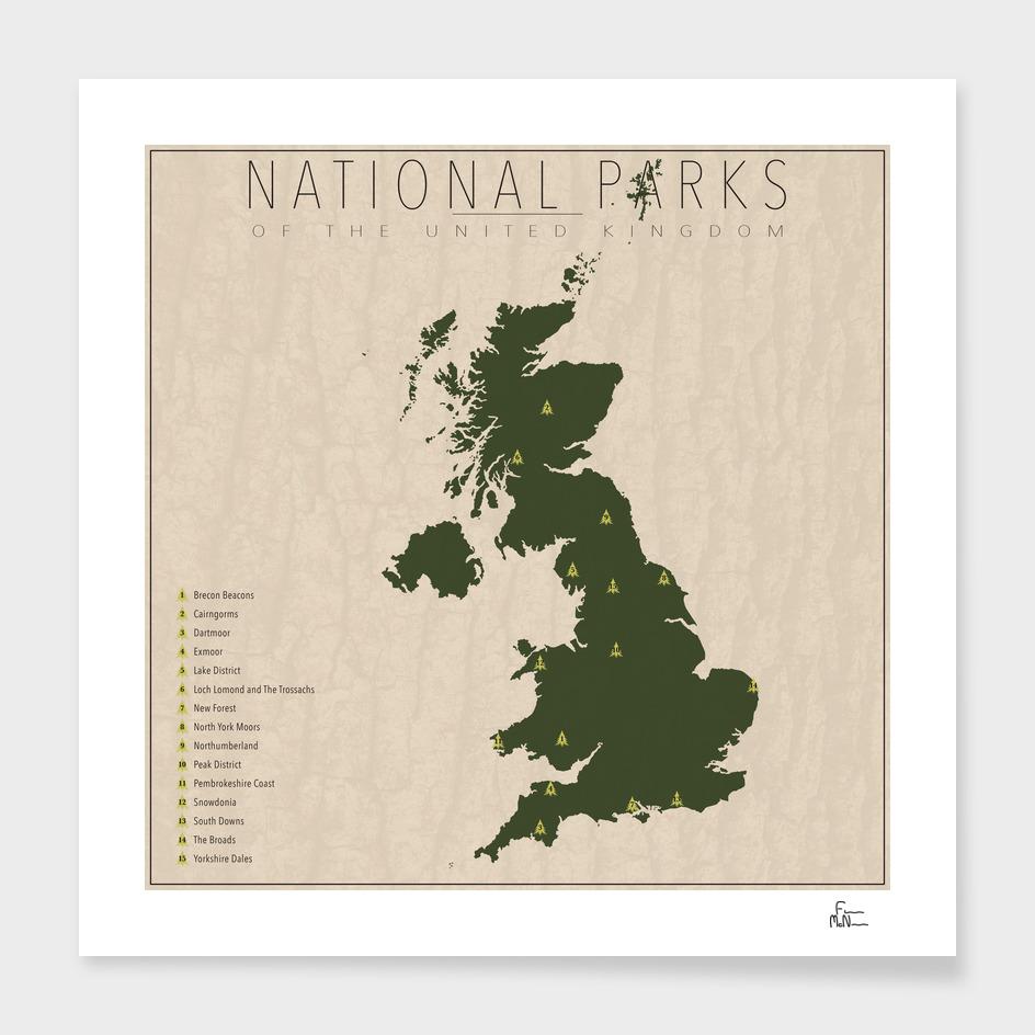 UK parks