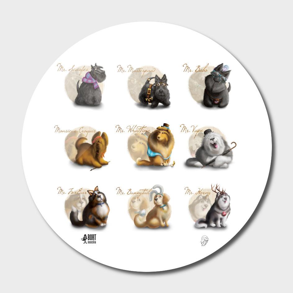 Dog Series