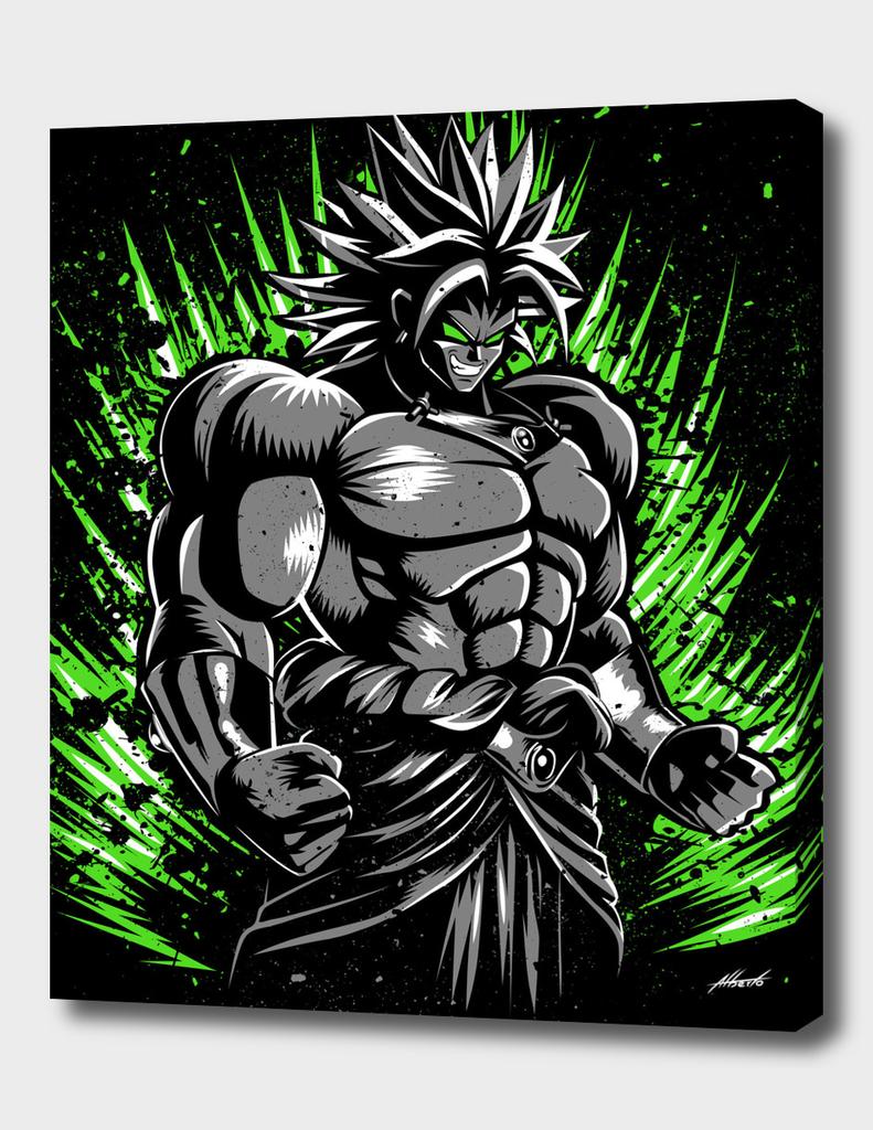 Green Saiyan