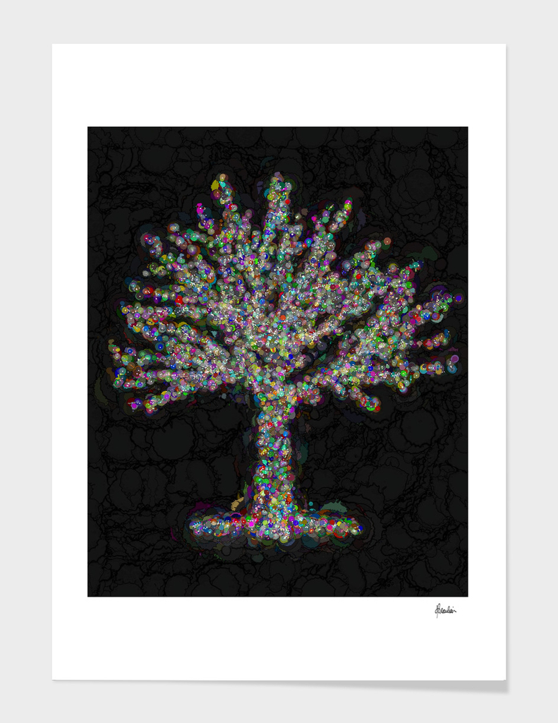 141218S ROM tree, stamp brush