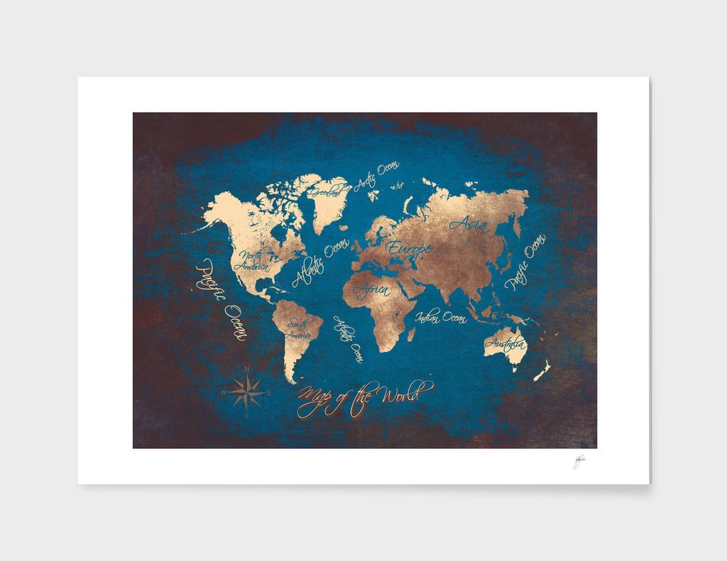 world map 41