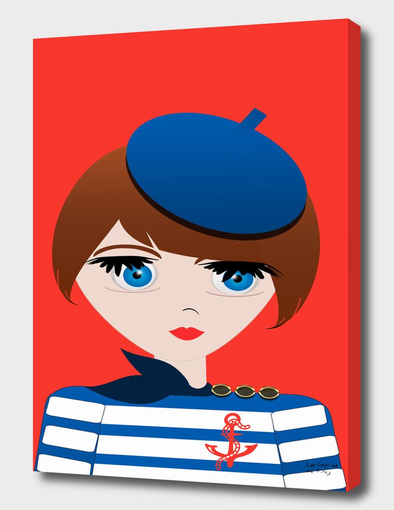 La petite Française