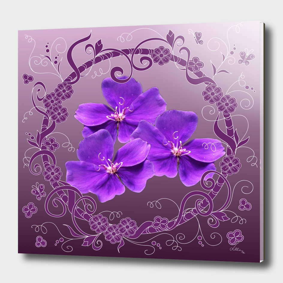 violet fantasy