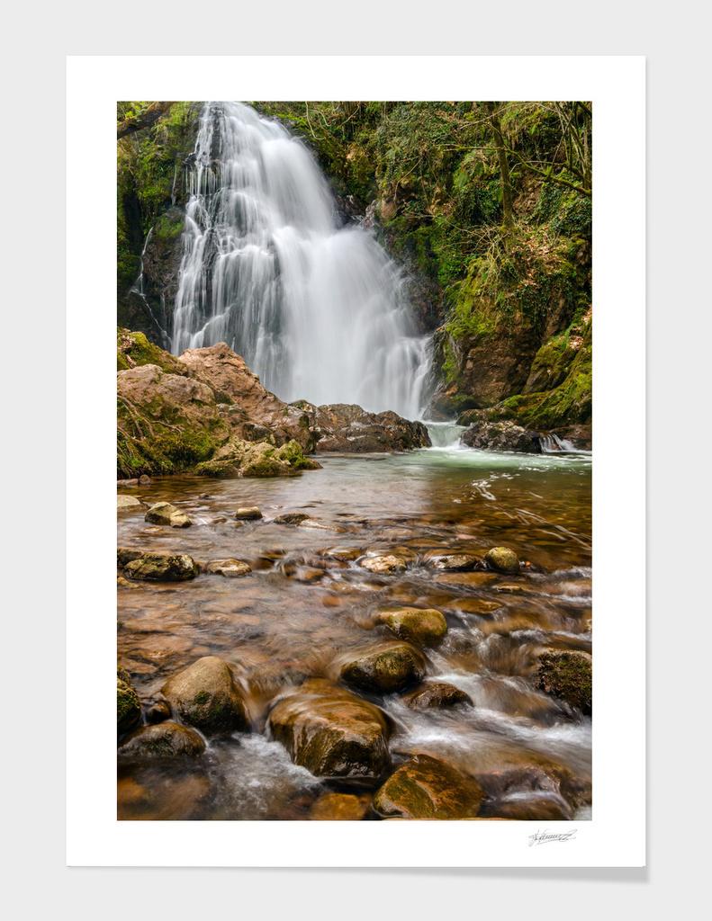 Waterfall Xorroxin