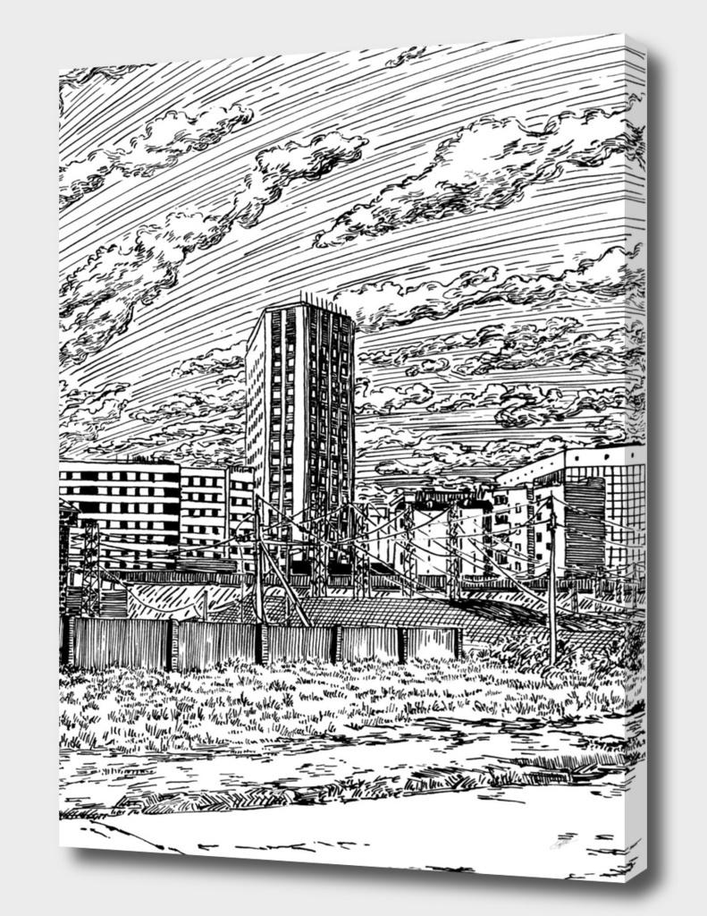 City view D