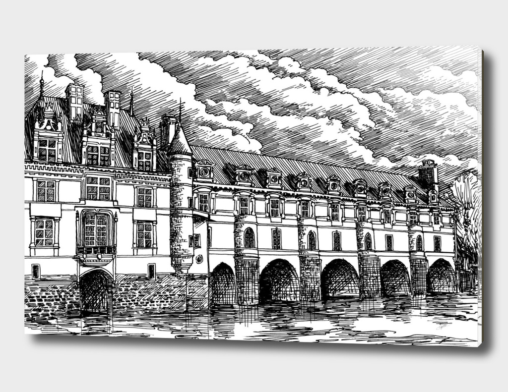 Chenonceau A