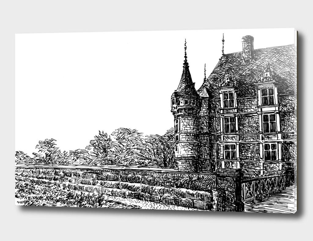 Azay-le-Rideau A