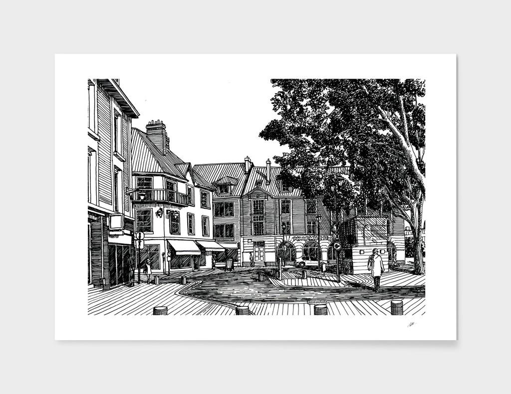 Blois street