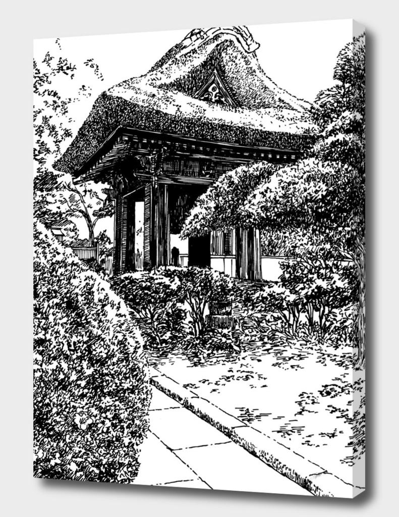 Japan garden C