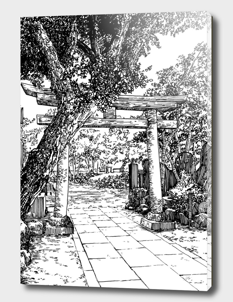 Japan garden F