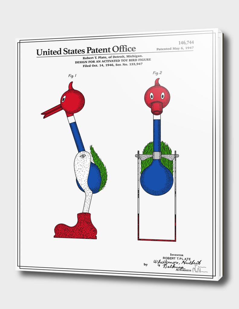Drinking Bird Patent