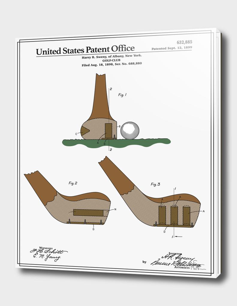 Golf Club Patent v1