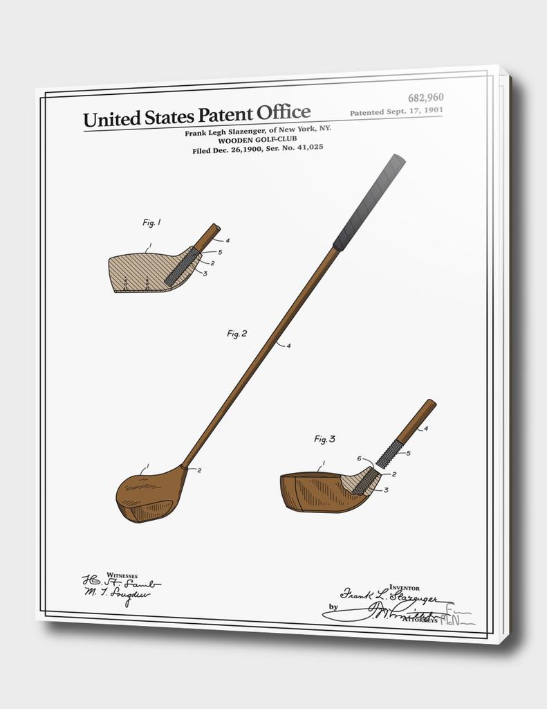Golf Club Patent v2