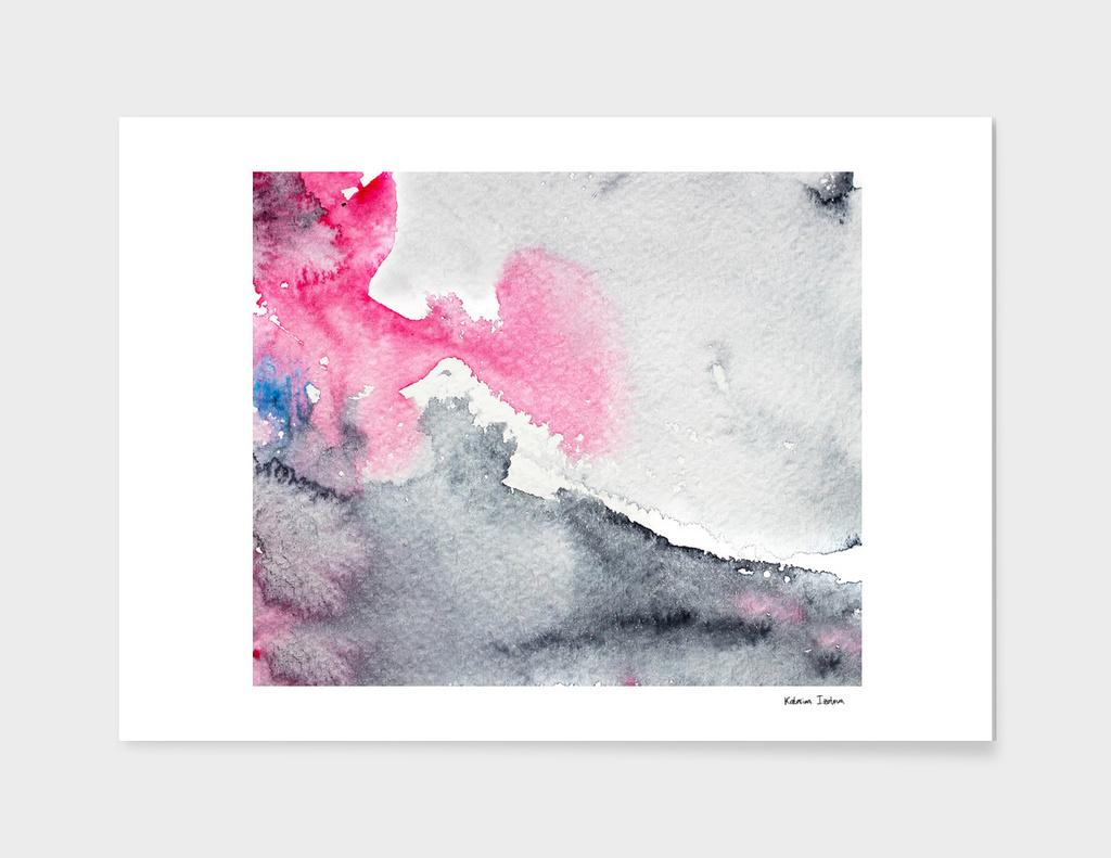 Diffusion || watercolor