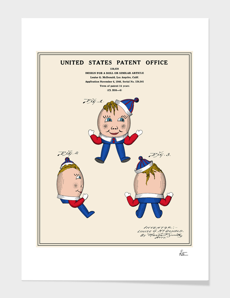 Humpty Dumpty Patent