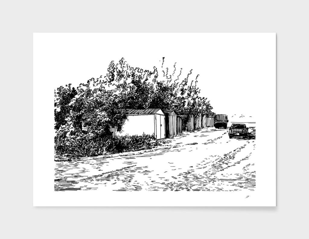 Morning road C
