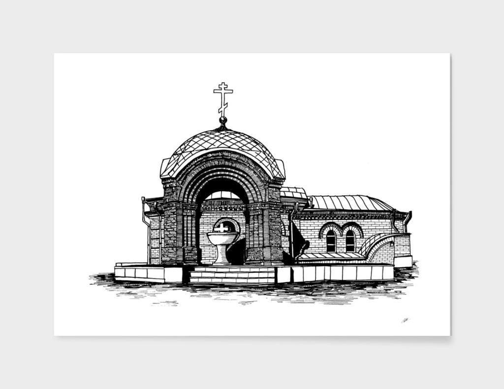 Siberian Temple A