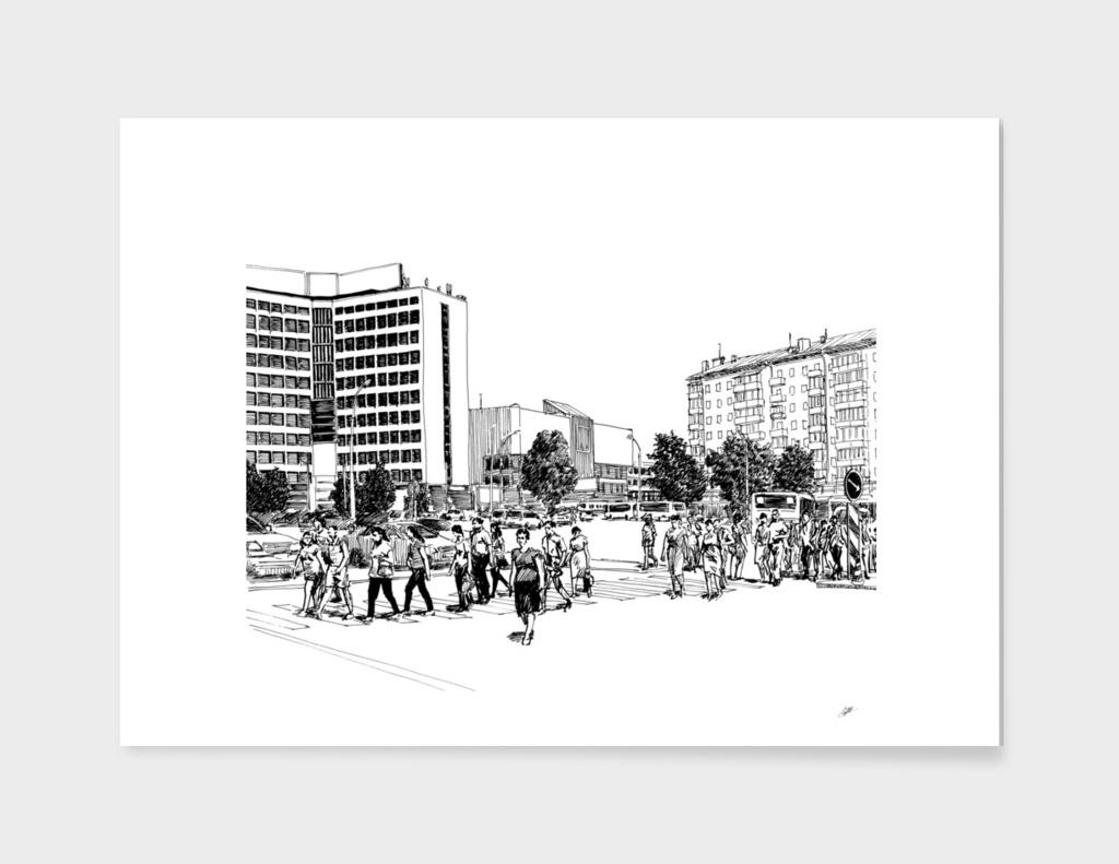 City view 107