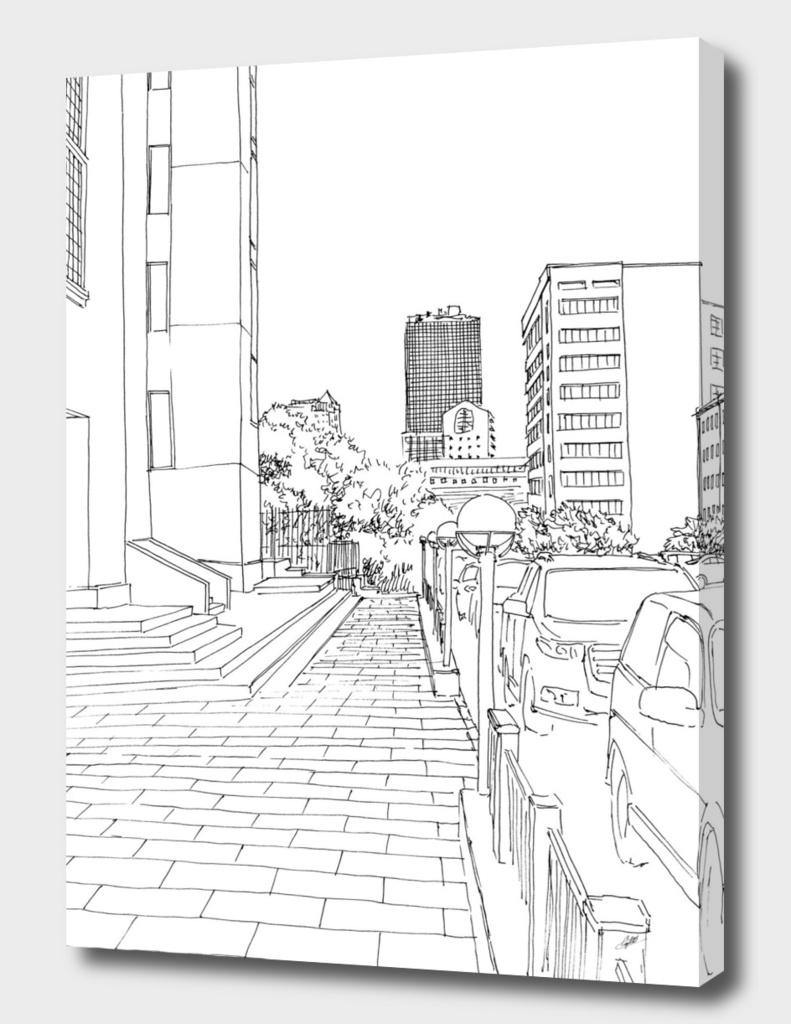 City view V