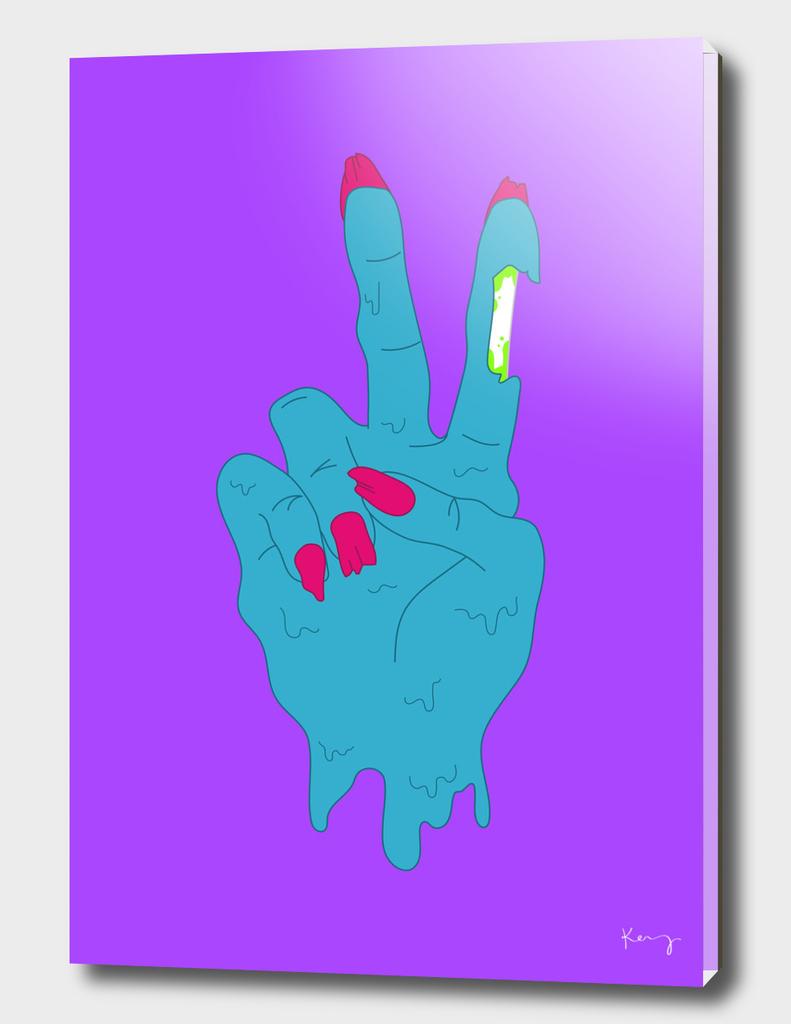 Acid Peace Zombie
