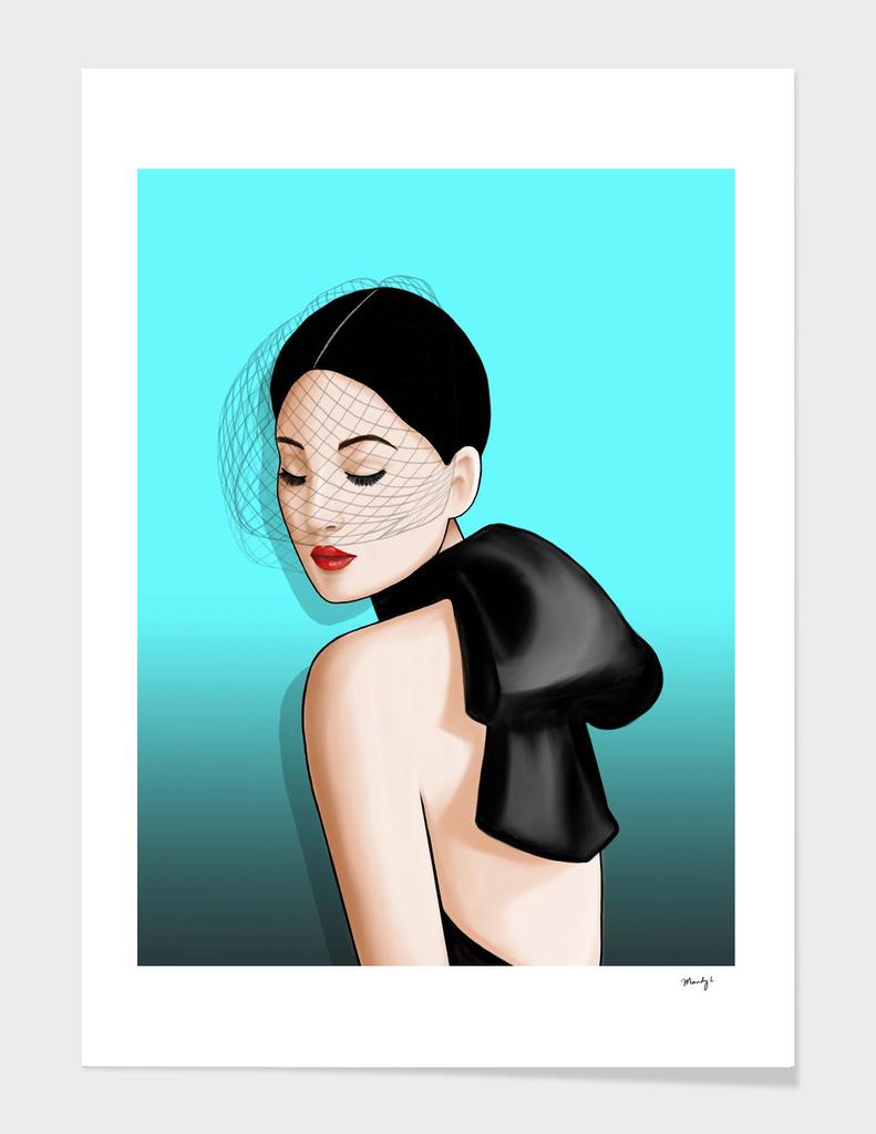 Tiffany Blue Lady Dior