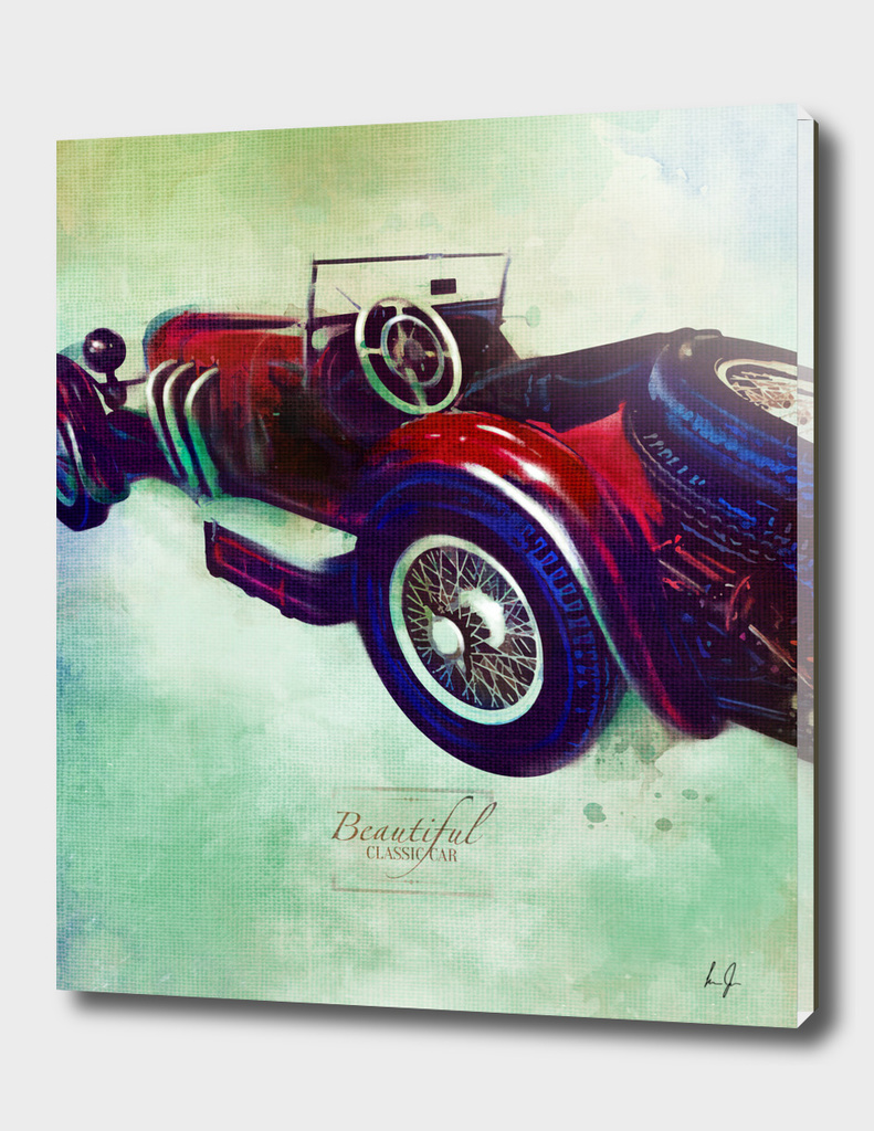 Classics Car XII