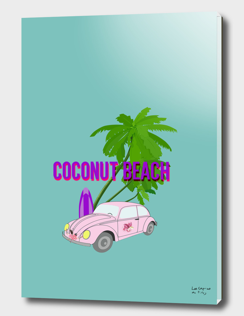 Coconut beach