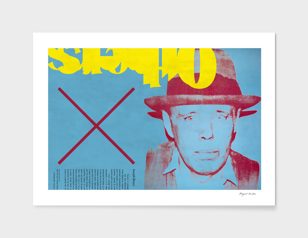 Beuys Poster 2