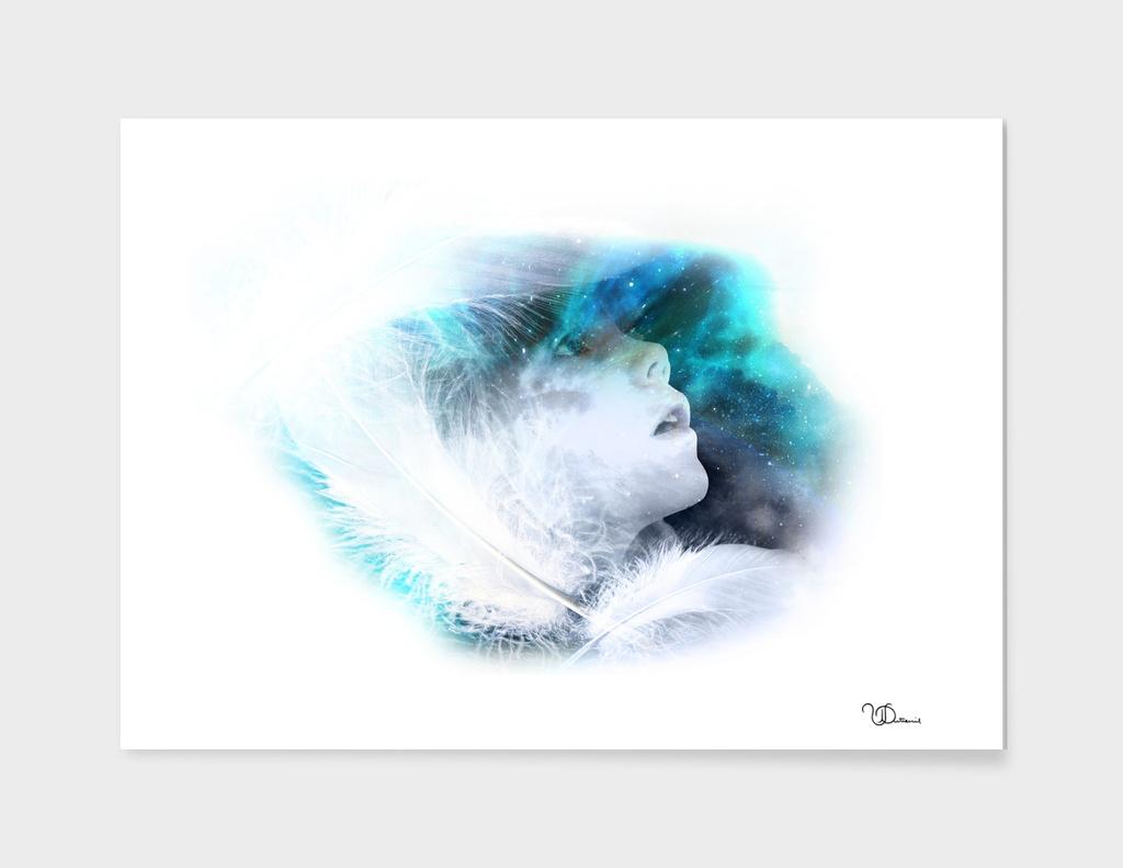 Plume d'ange