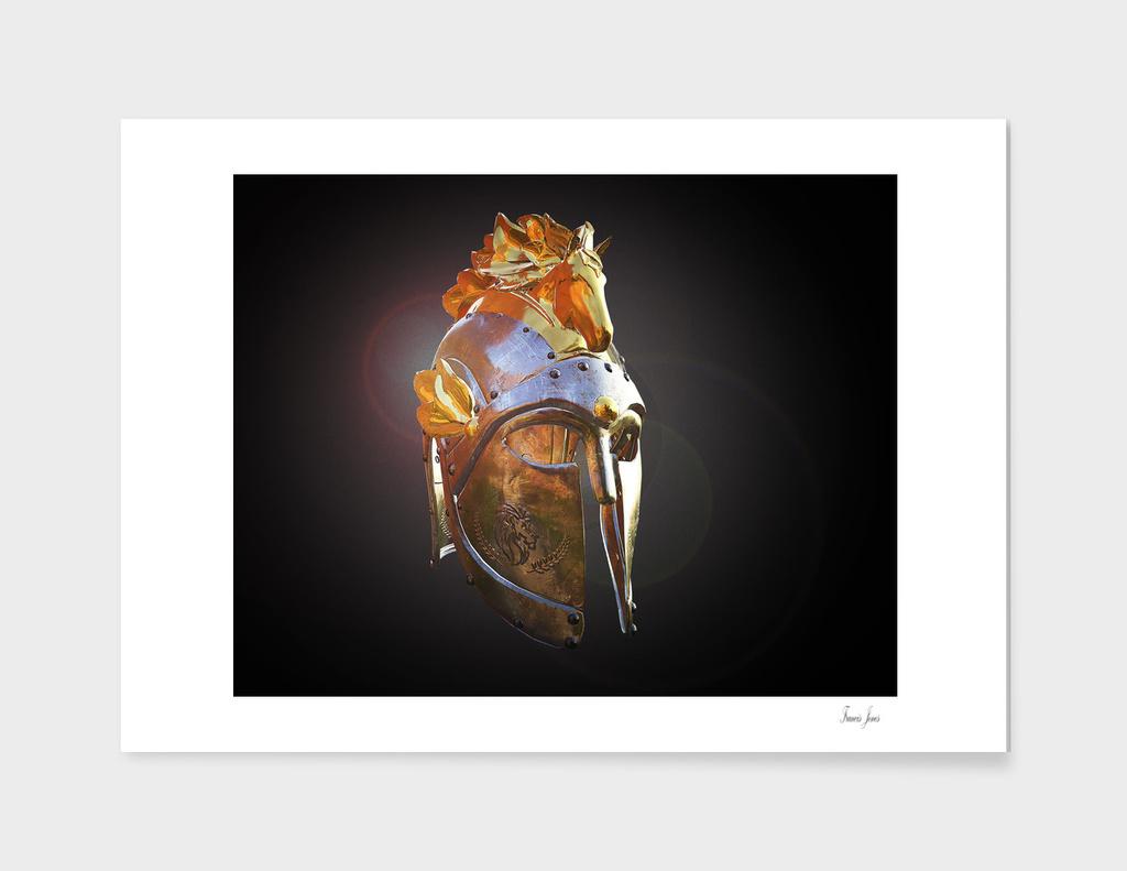 Wariors Helm
