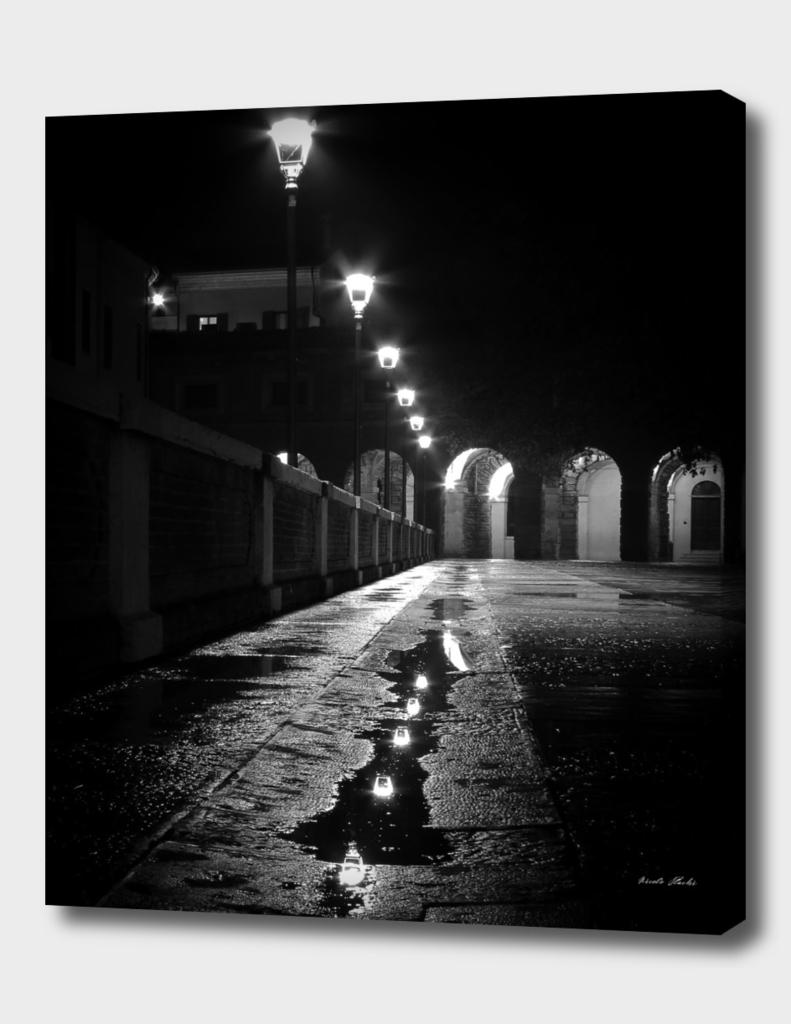 Light in Mantua