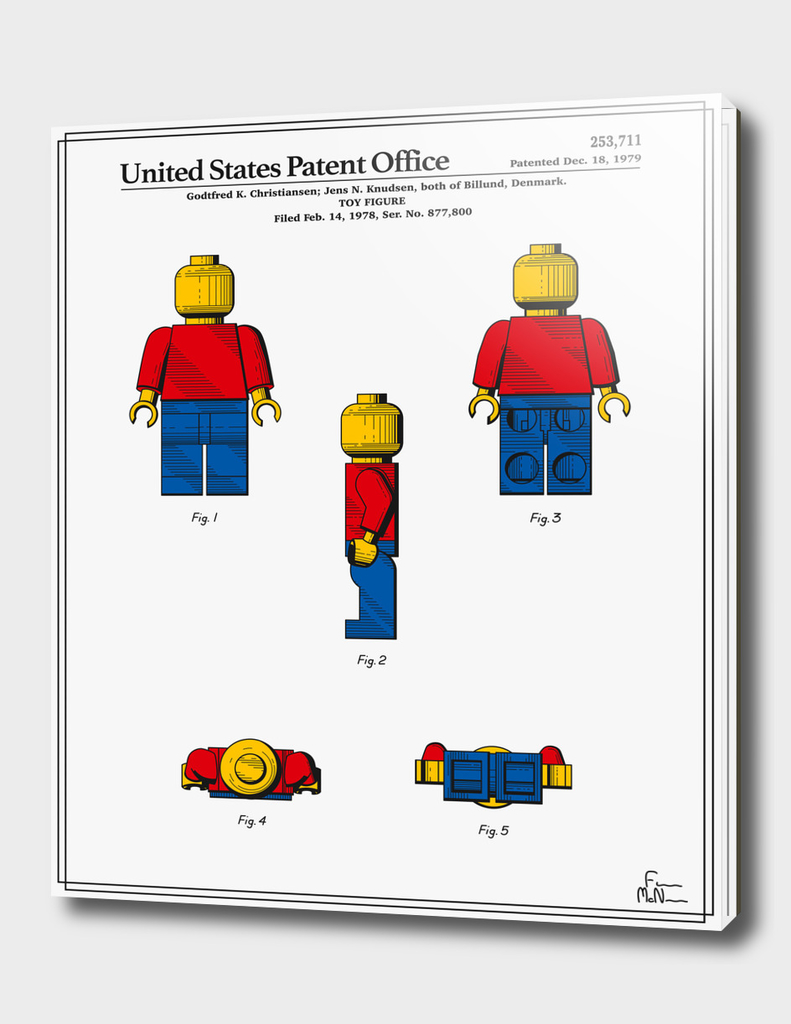 Toy Figure Patent v2