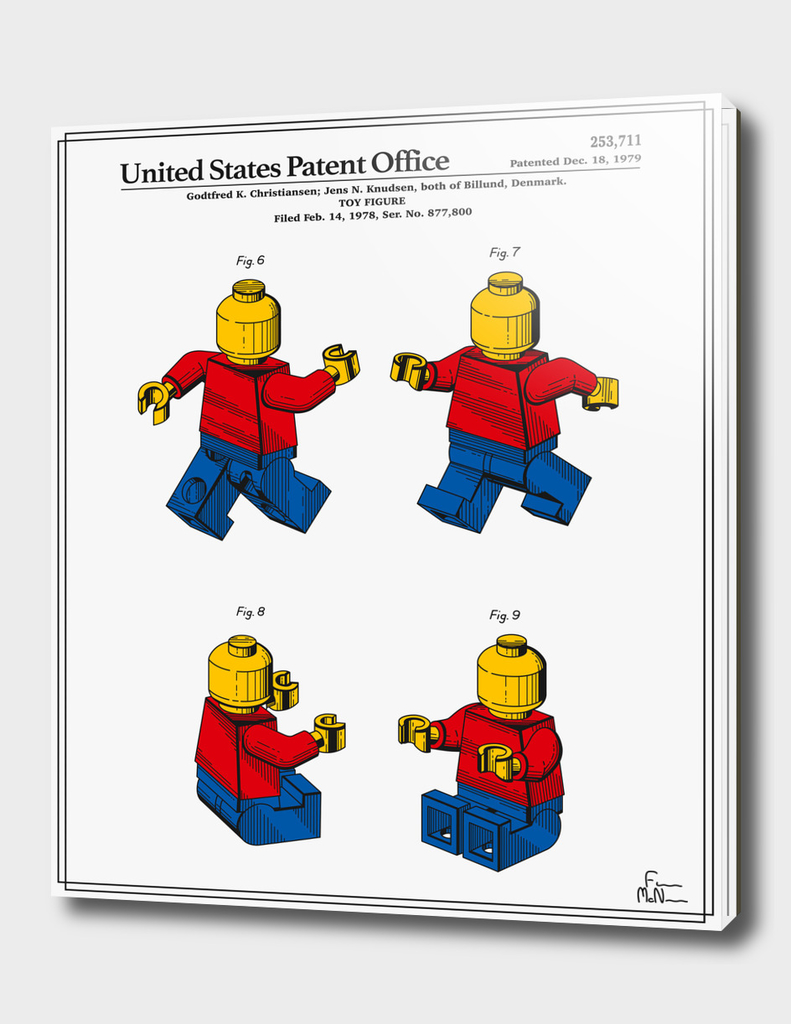 Toy Figure Patent v3
