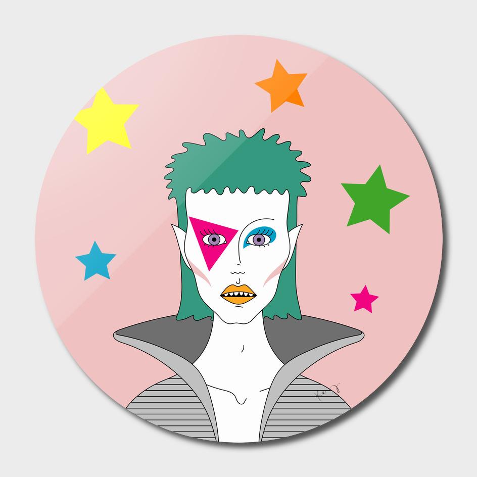 Glam Rock Idol