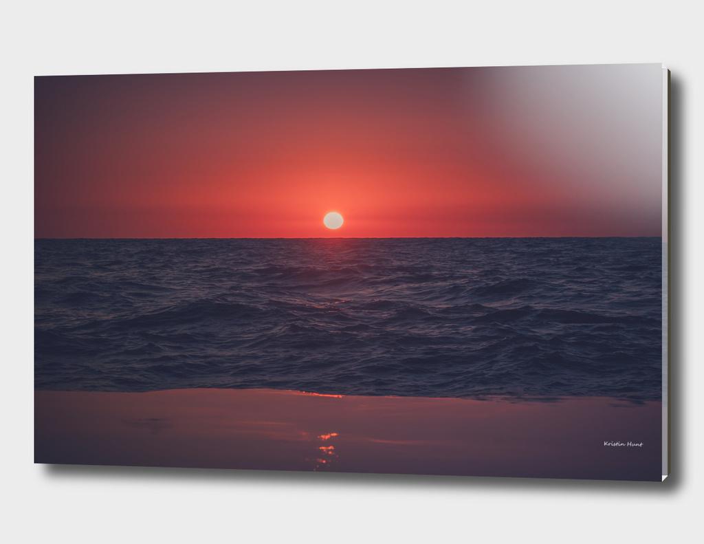 Restless Sunset