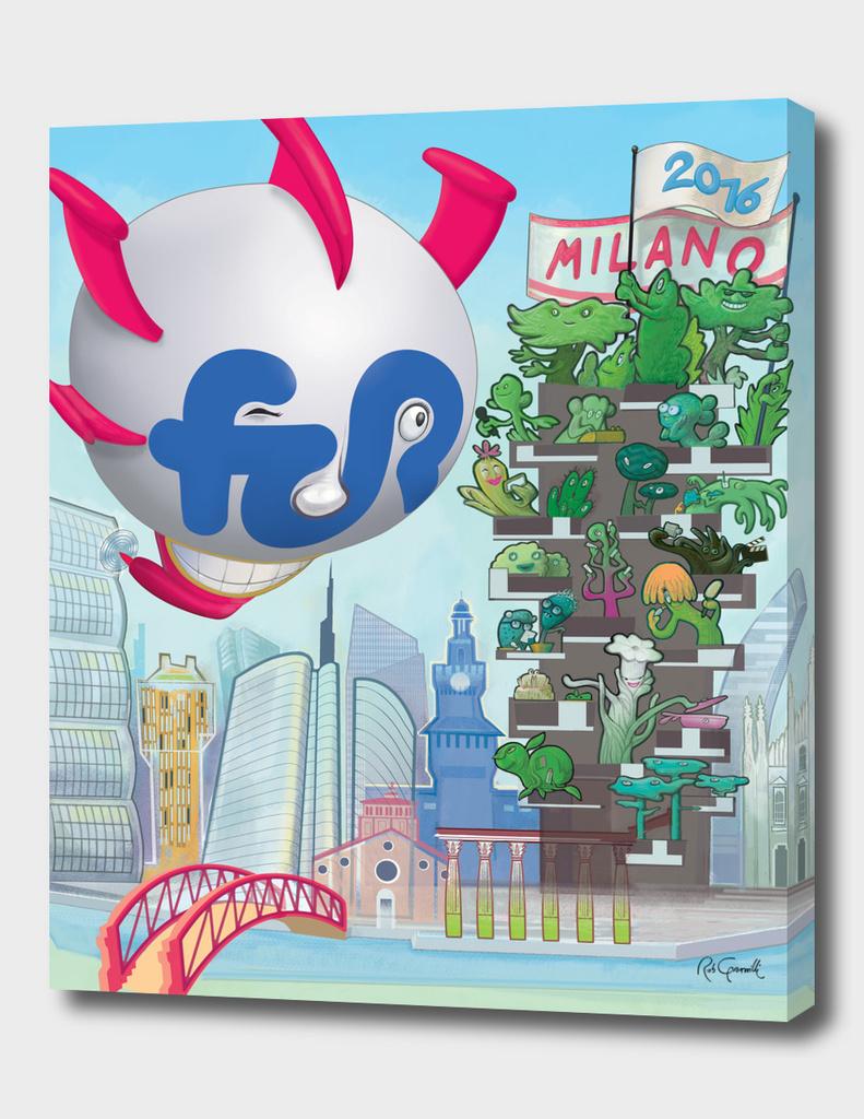 FDR16's poster