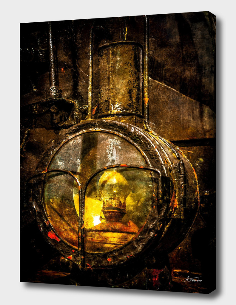 Steam Train - The Headlight