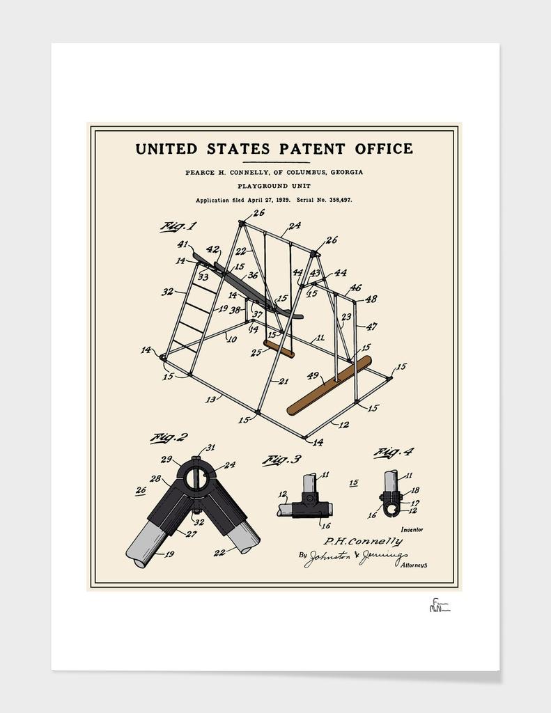Playground Patent
