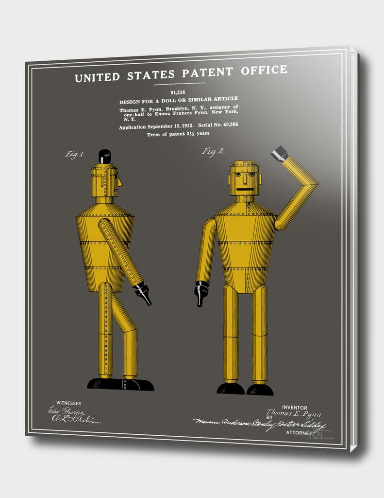 Robot Patent