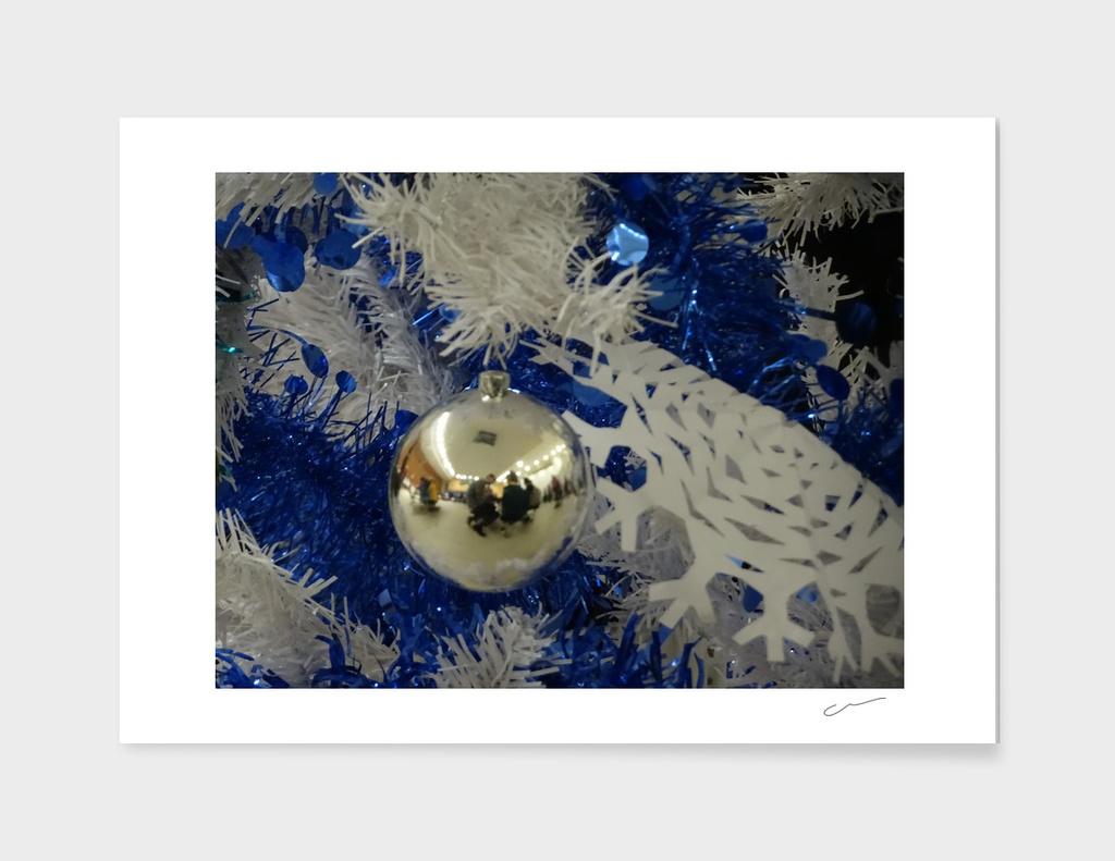Christmas Tinsel