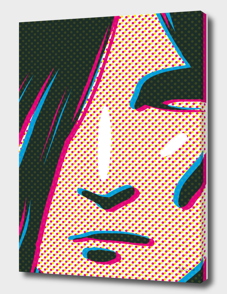 Graphic Face 03A
